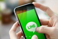 cara menyadap line