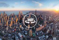 cara membuat foto 360 derajat di facebook