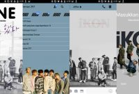 download tema line ikon